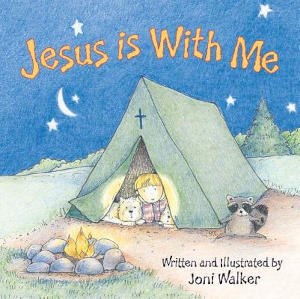 Jesus Is with Me, Hardcover
