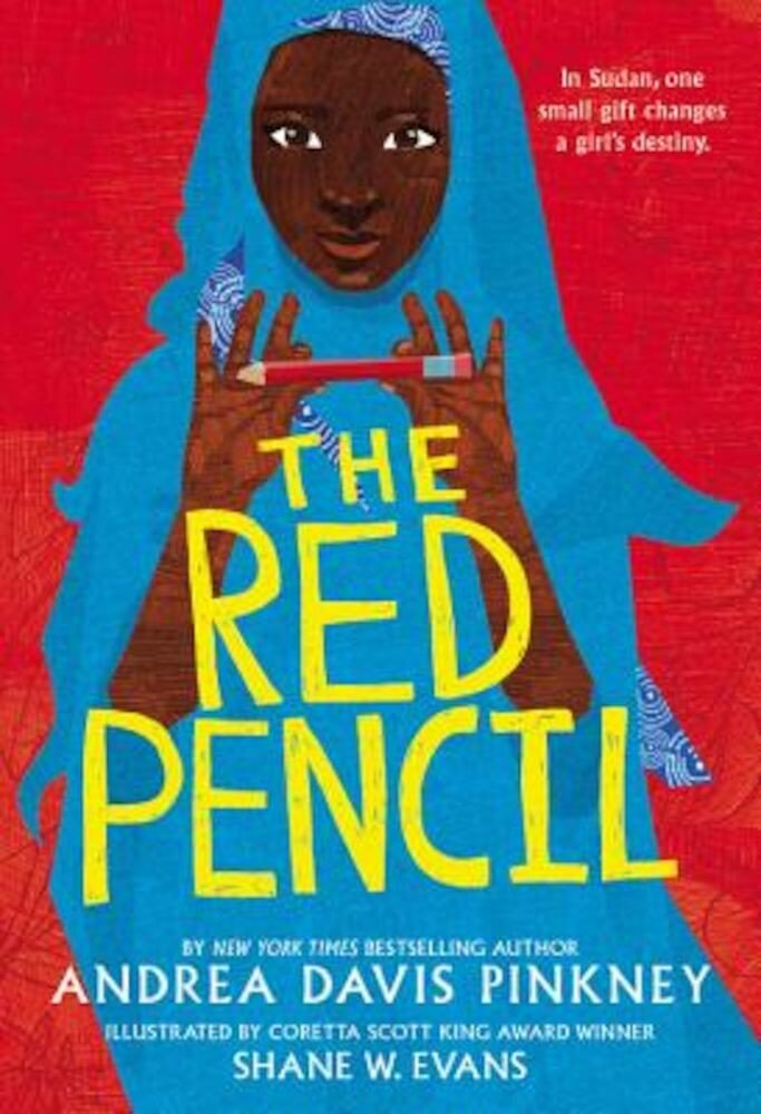 The Red Pencil, Paperback
