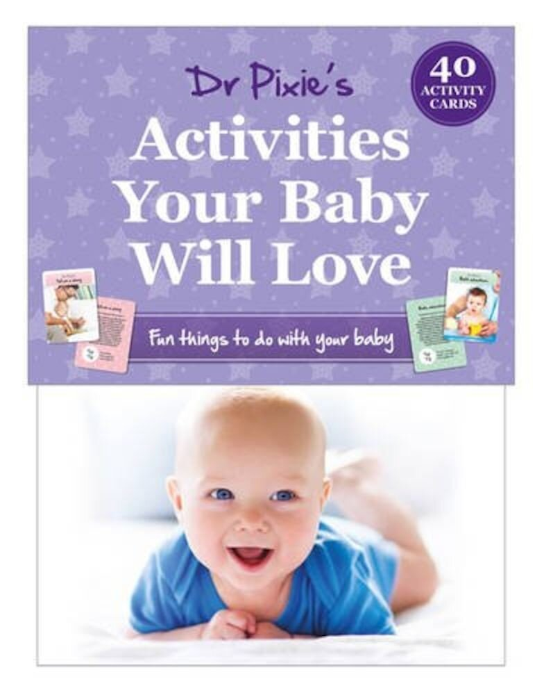 Activities Your Baby Will Love