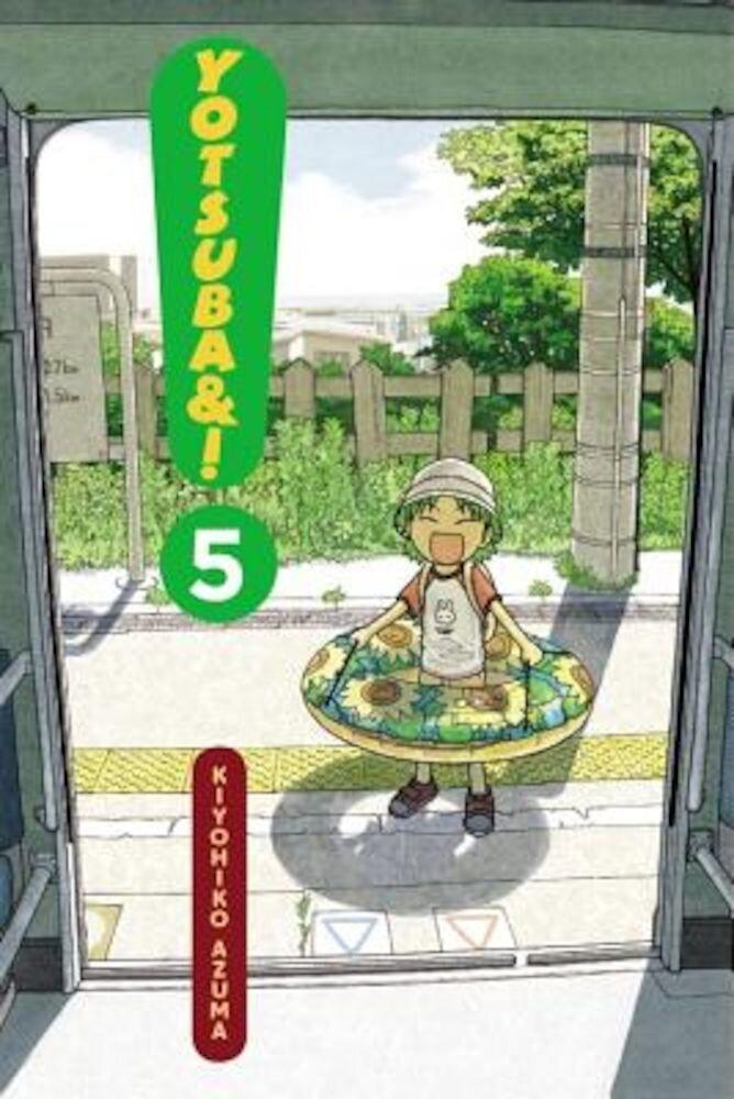 Yotsuba&!, Volume 5, Paperback