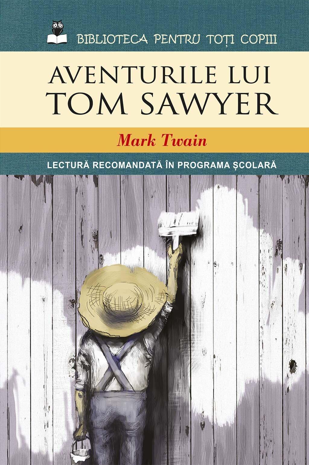 Aventurile lui Tom Sawyer (eBook)