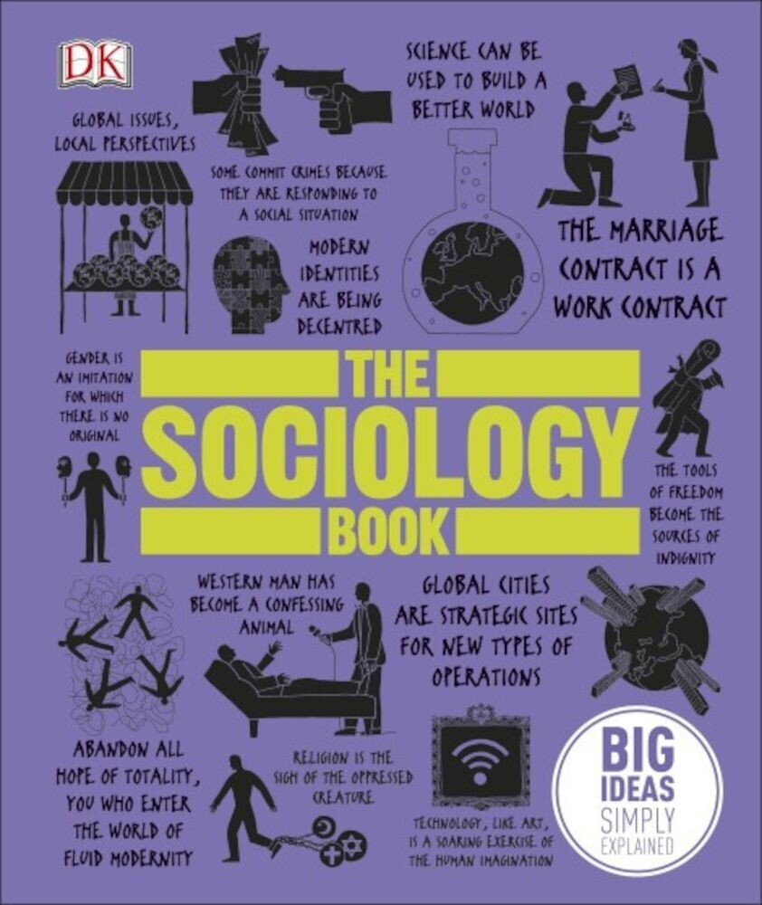 The Sociology Book - English Version
