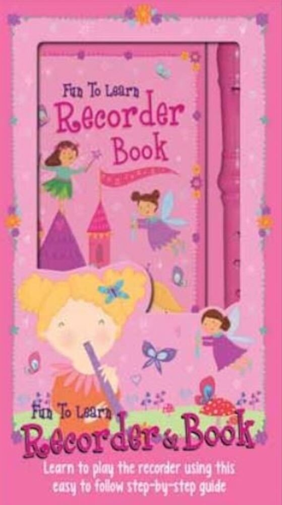 Recorder Book In A Box - Princess