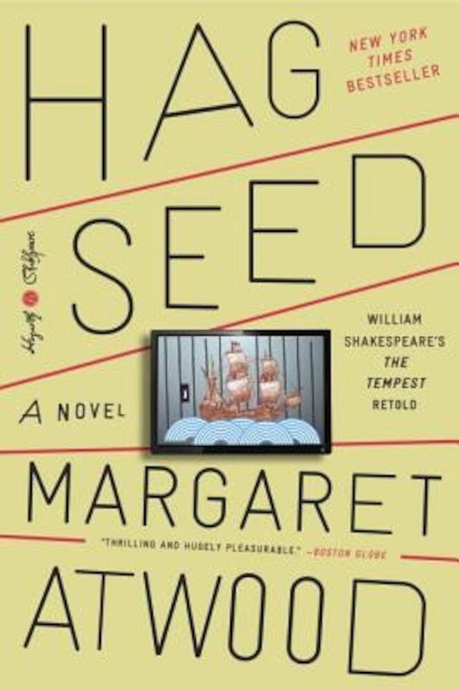 Hag-Seed, Paperback