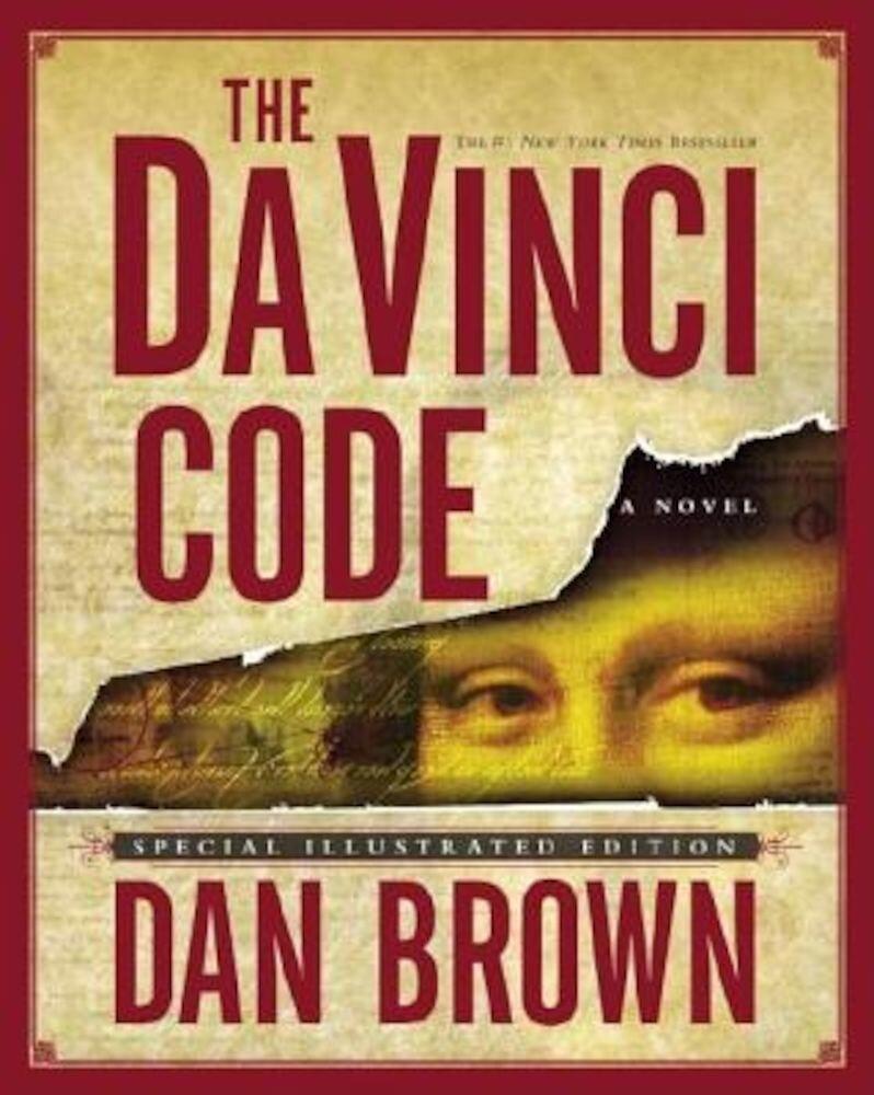 The Da Vinci Code: Special Illustrated Edition, Hardcover