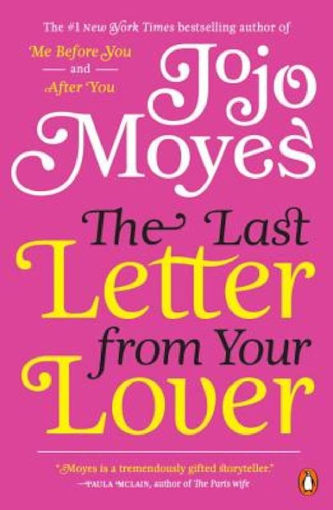 The Last Letter from Your Lover, Paperback