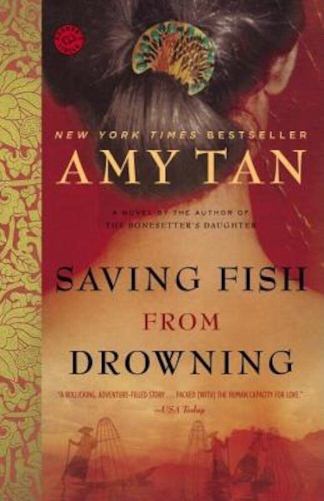 Saving Fish from Drowning, Paperback