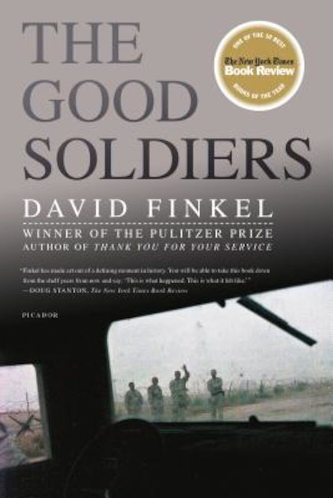 The Good Soldiers, Paperback