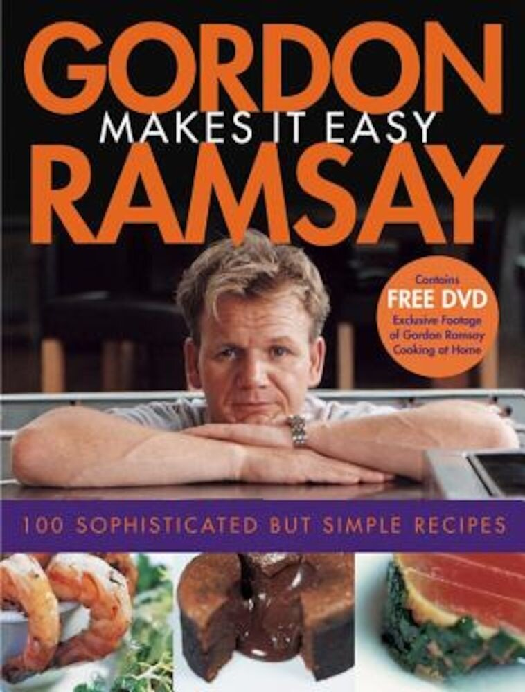 Gordon Ramsay Makes It Easy [With DVD], Paperback