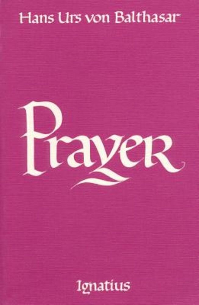 Prayer, Paperback