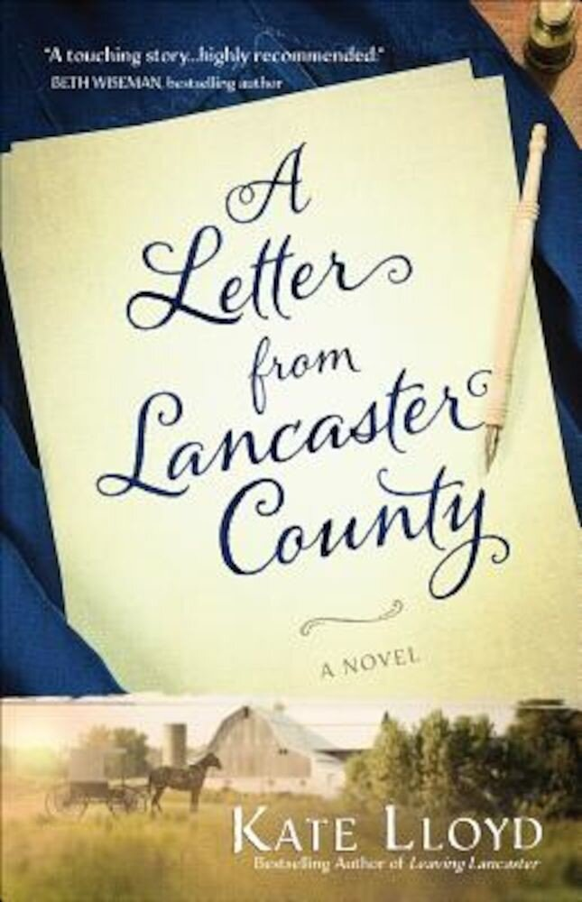 A Letter from Lancaster County, Paperback