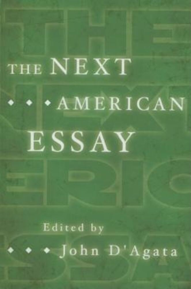 The Next American Essay, Paperback