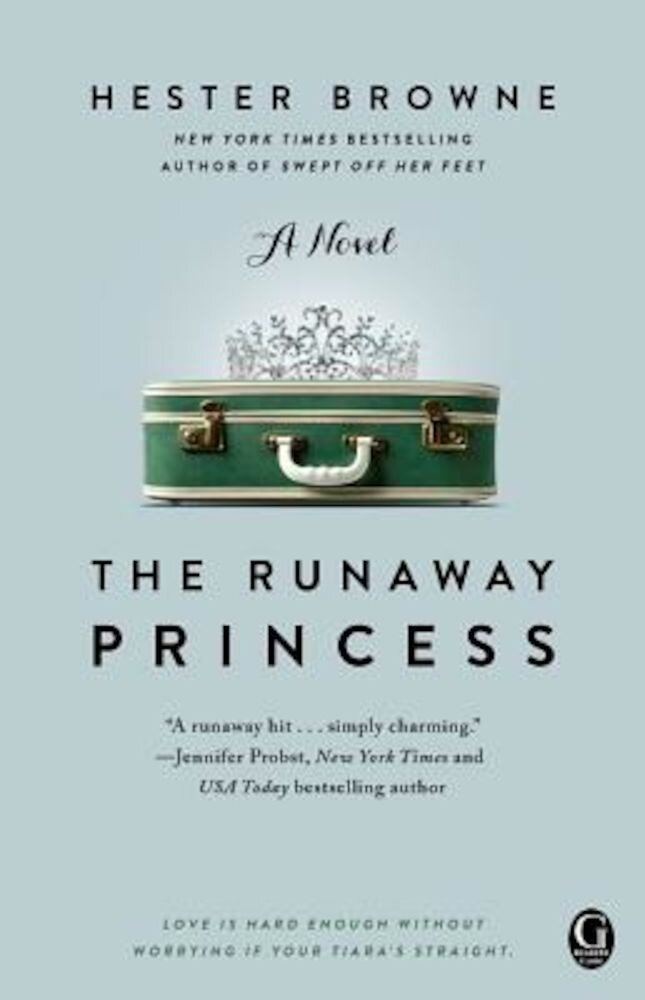 The Runaway Princess, Paperback