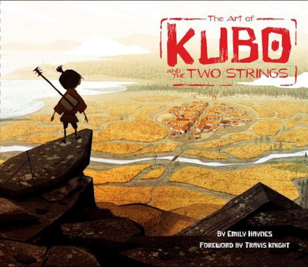 The Art of Kubo and the Two Strings, Hardcover