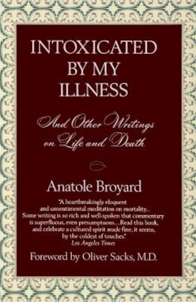 Intoxicated by My Illness, Paperback