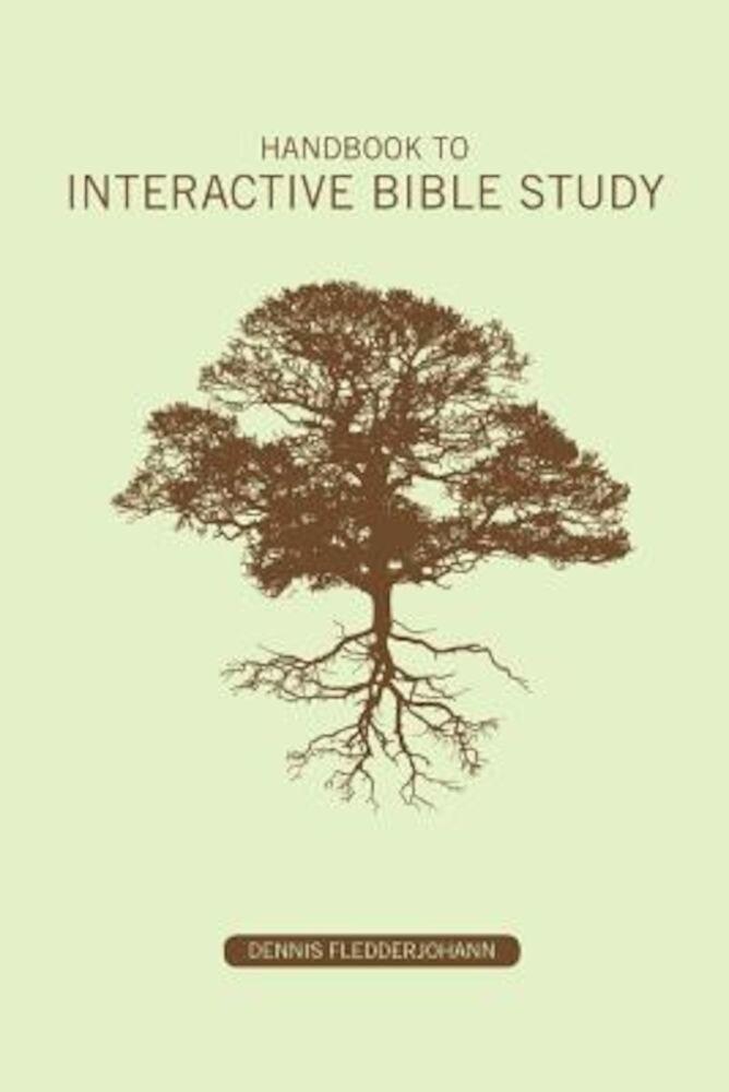 Handbook to Interactive Bible Study, Paperback
