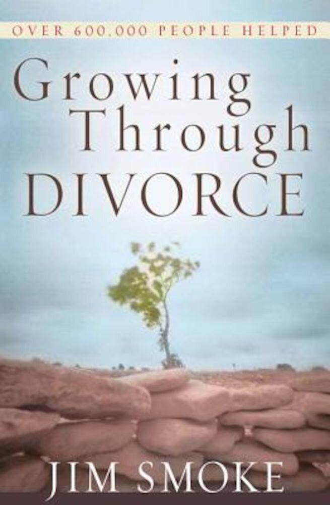 Growing Through Divorce, Paperback