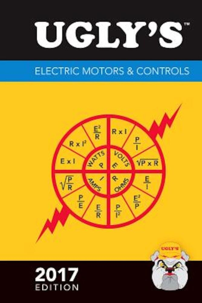 Ugly's Electric Motors & Controls, 2017 Edition, Paperback