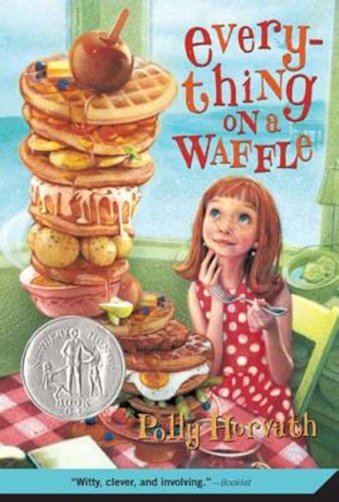 Everything on a Waffle, Paperback