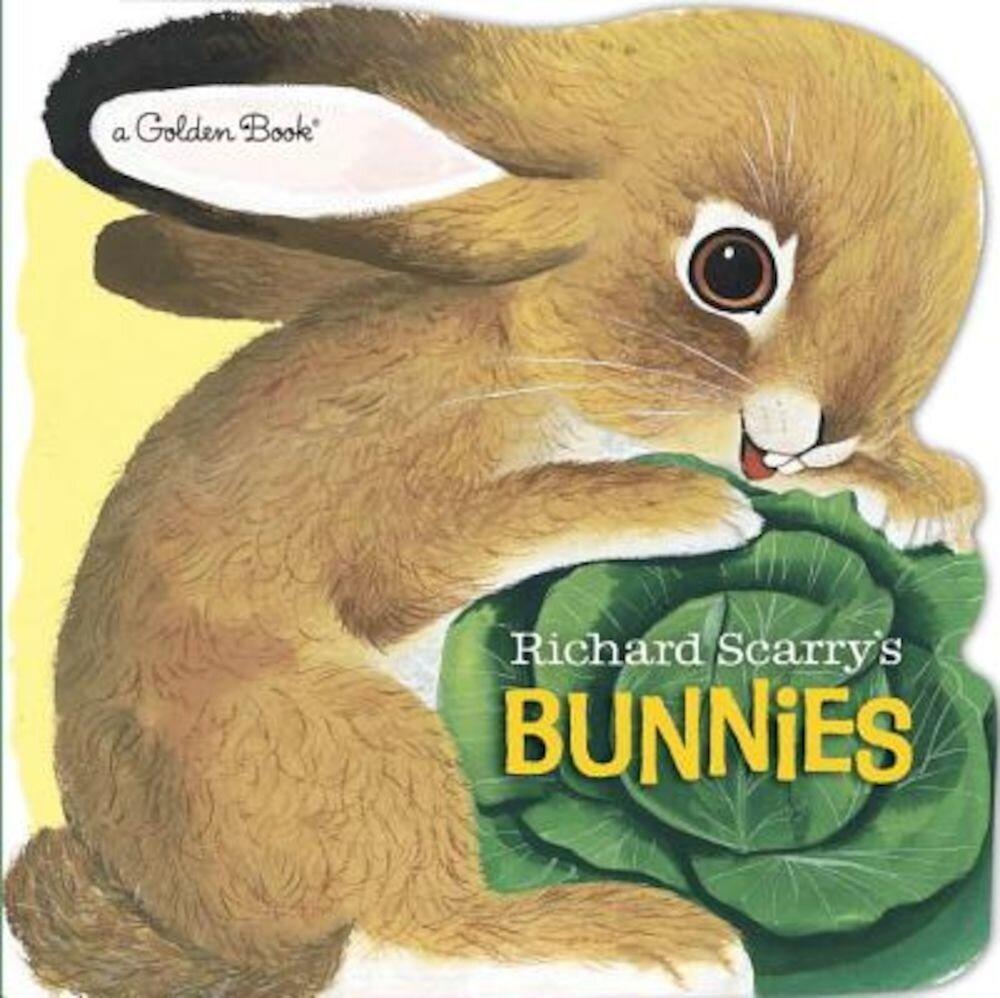 Richard Scarry's Bunnies, Hardcover