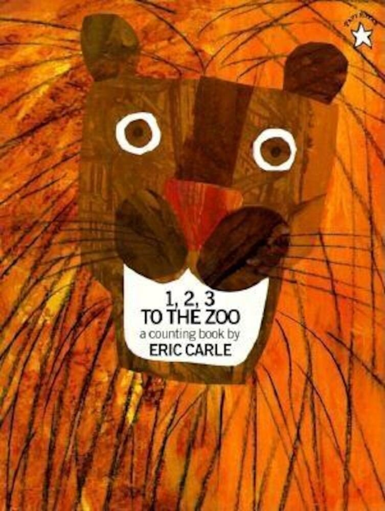 1, 2, 3 to the Zoo Trade Book, Paperback
