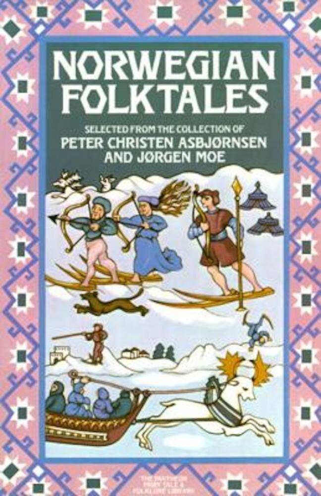 Norwegian Folktales, Paperback