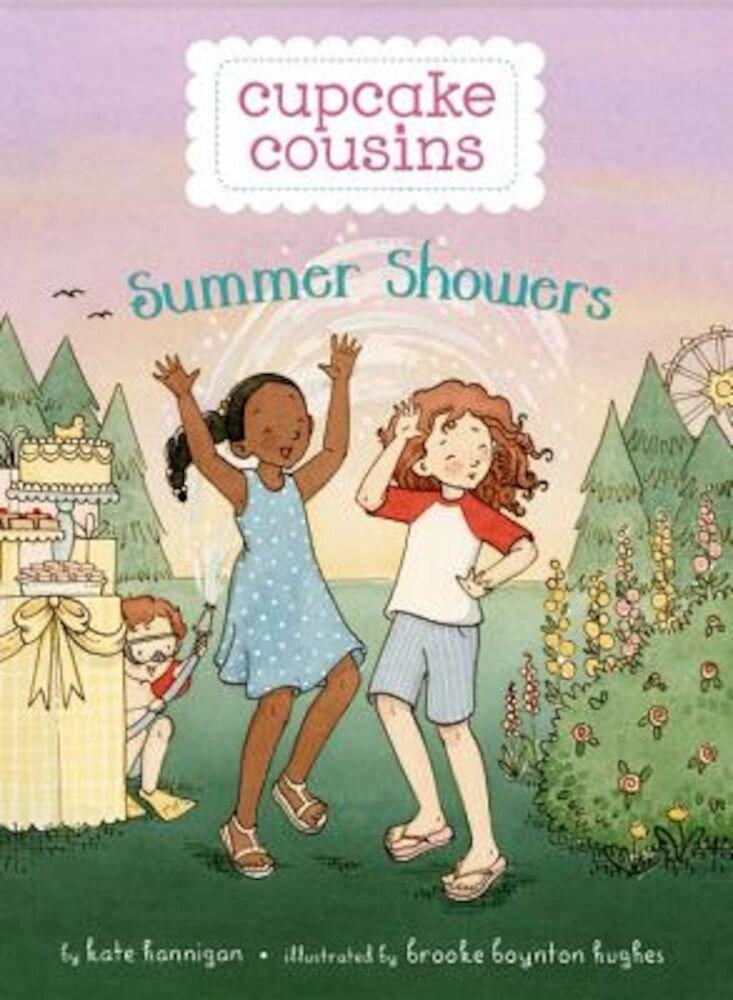 Cupcake Cousins, Book 2 Summer Showers, Paperback