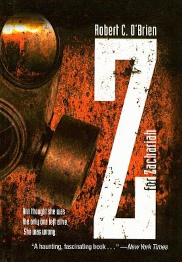 Z for Zachariah, Hardcover