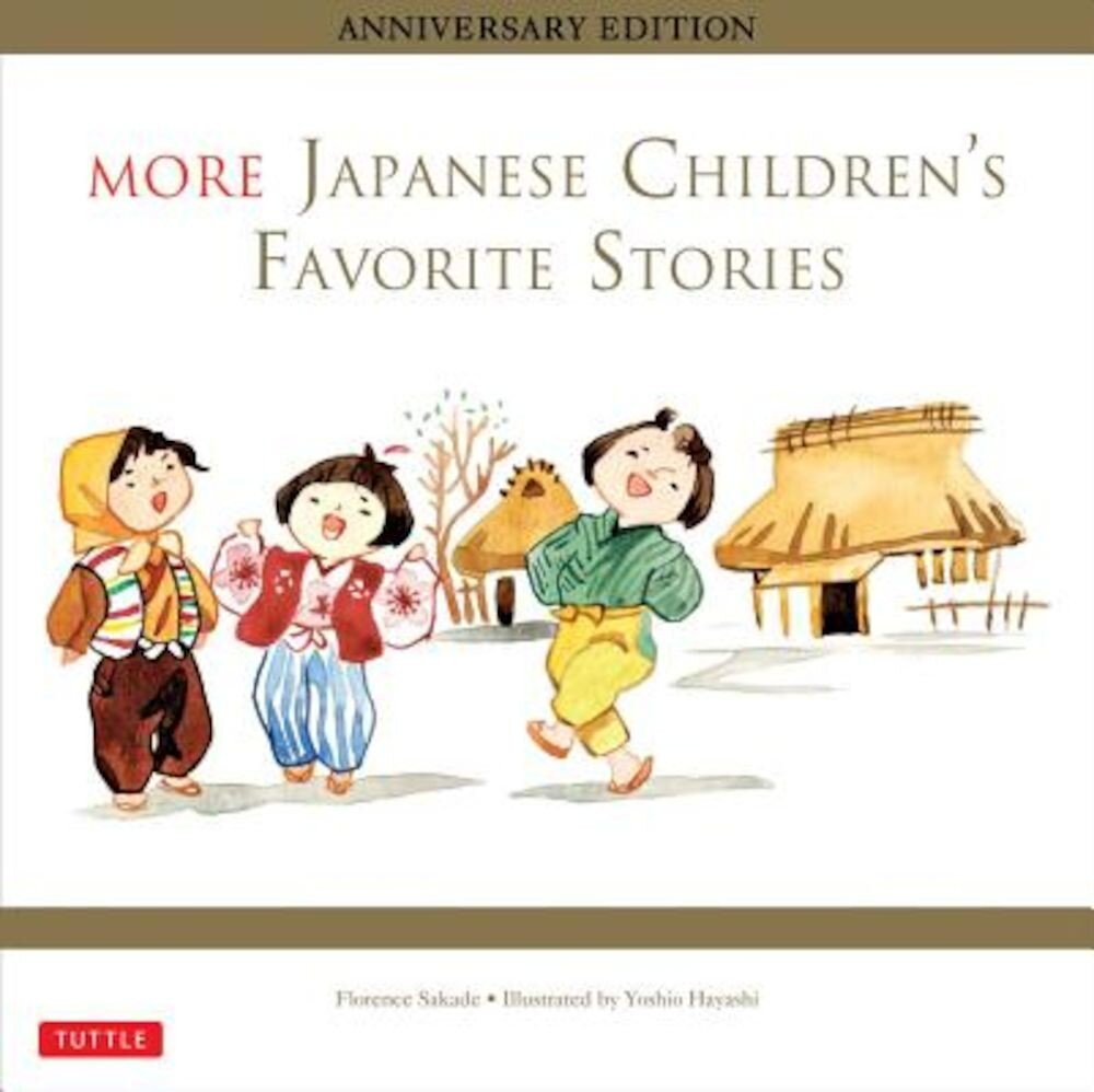 More Japanese Children's Favorite Stories, Hardcover