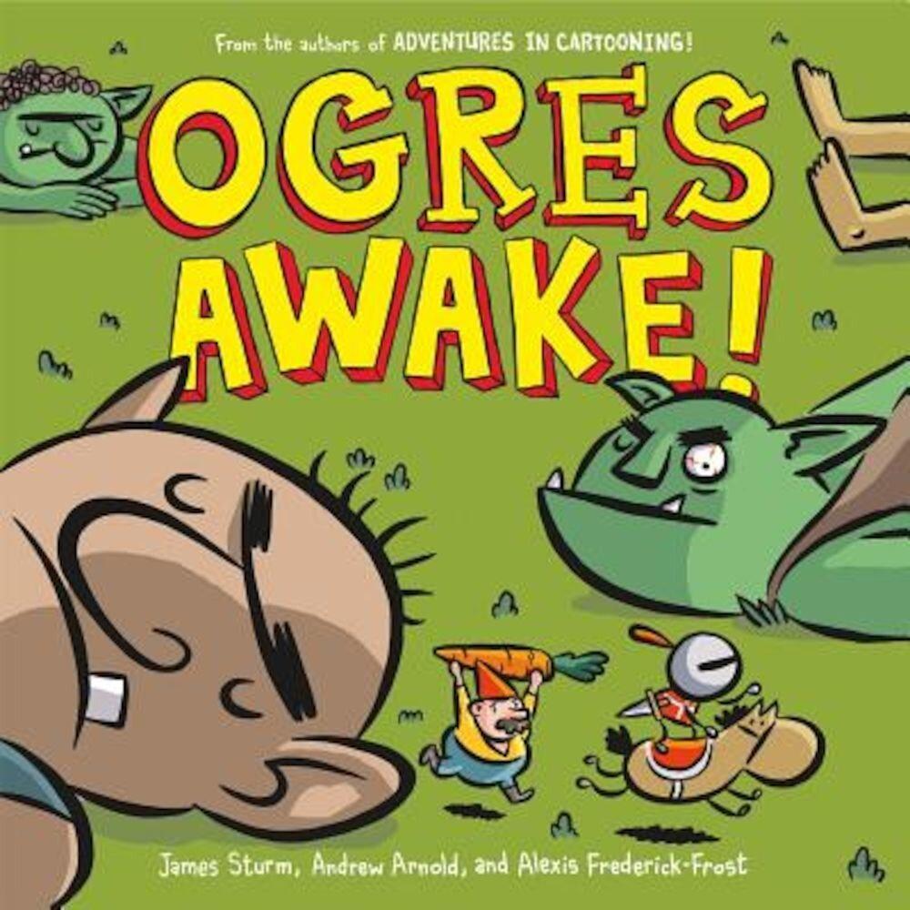 Ogres Awake!, Hardcover