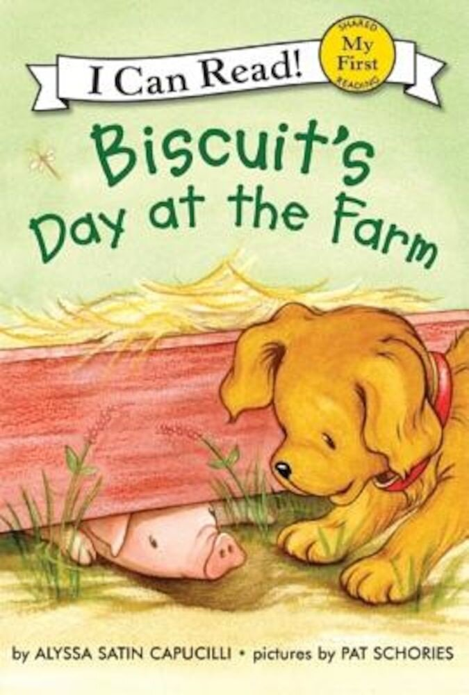 Biscuit's Day at the Farm, Hardcover