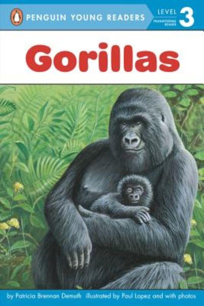 Gorillas, Paperback