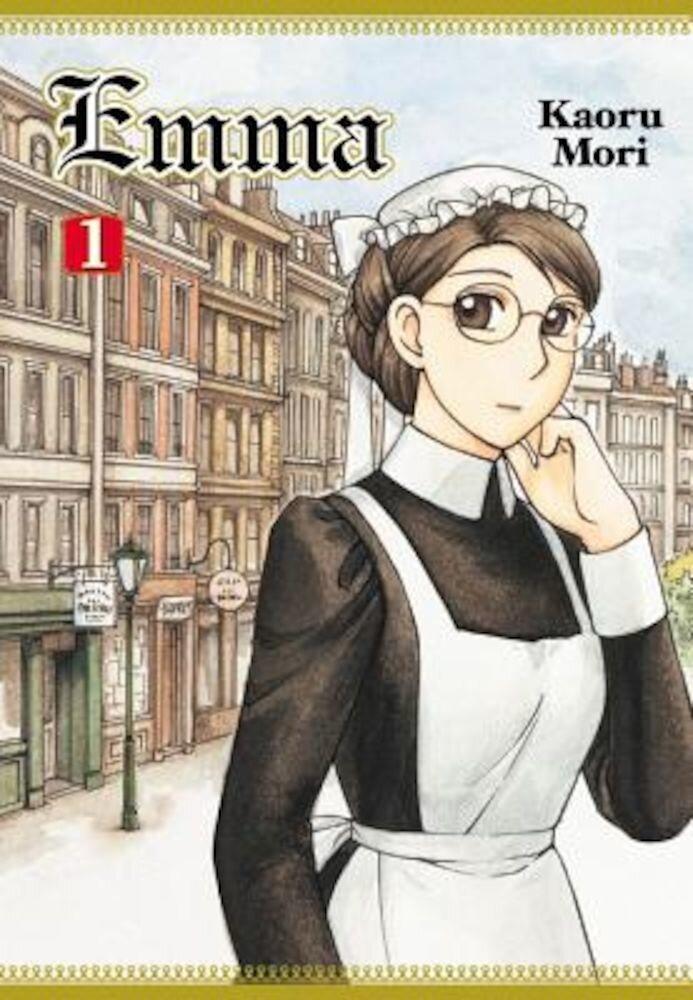 Emma, Vol. 1, Hardcover