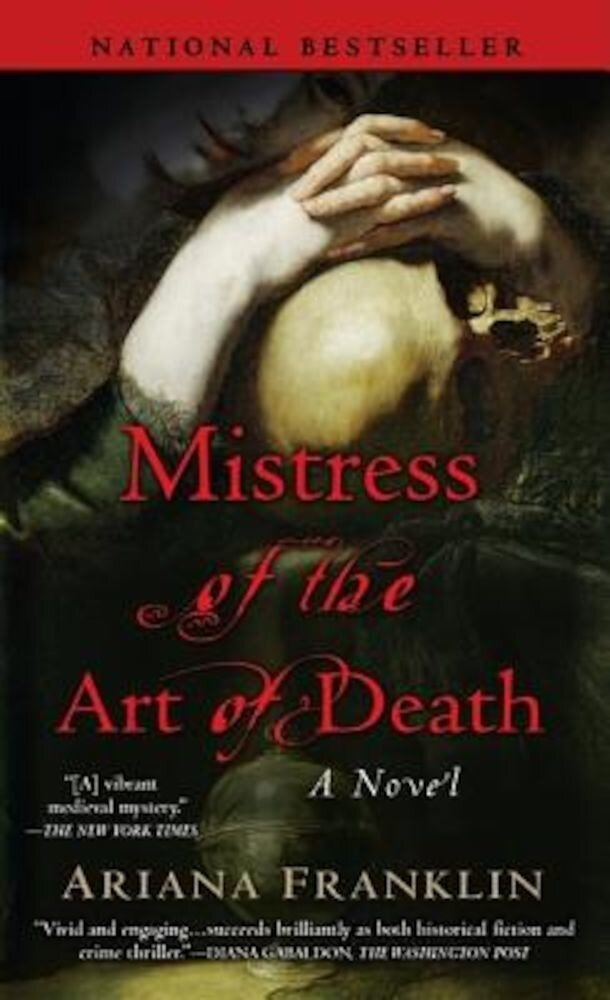 Mistress of the Art of Death, Paperback
