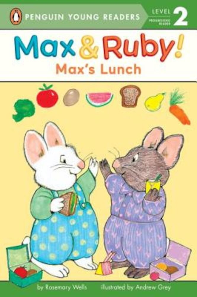 Max's Lunch, Paperback