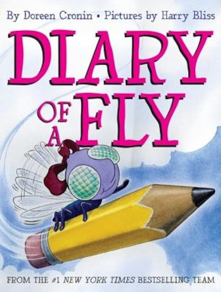 Diary of a Fly, Hardcover