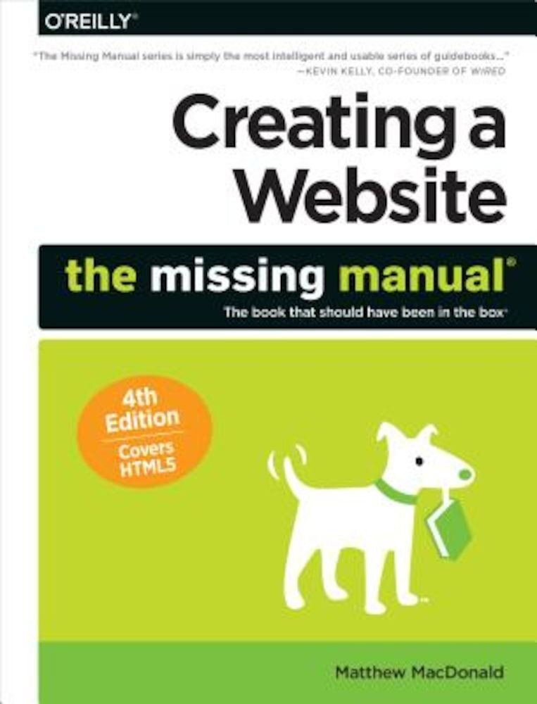 Creating a Website: The Missing Manual, Paperback