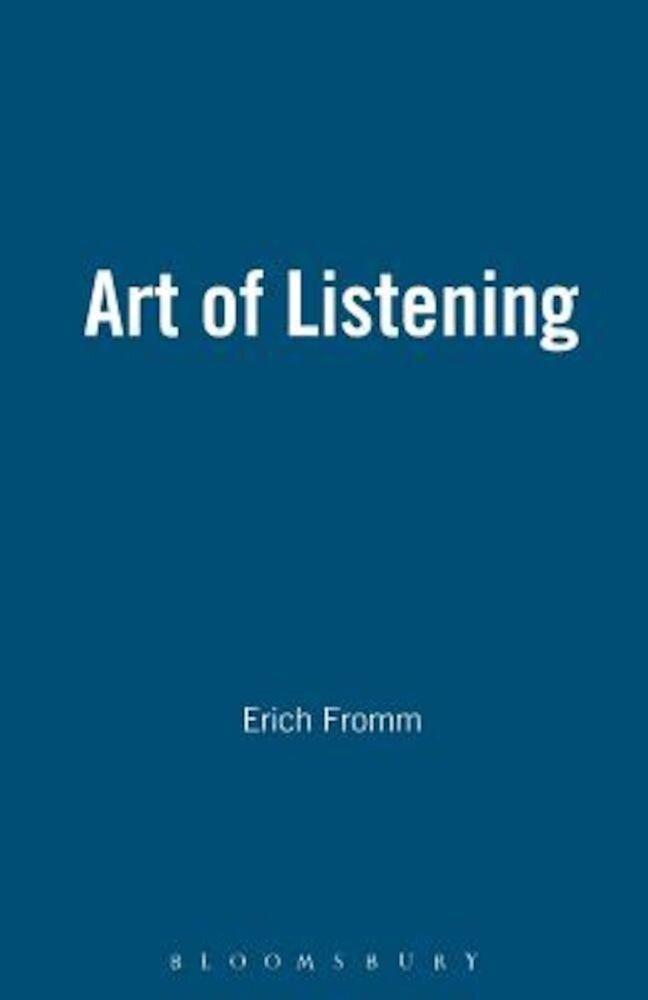 Art of Listening, Paperback