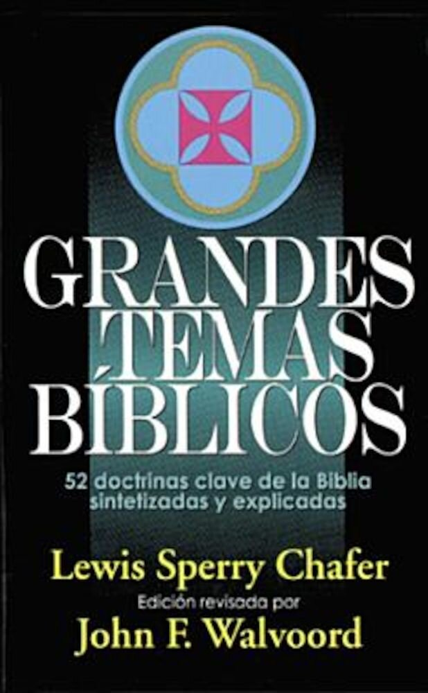 Grandes Temas Biblicos = Major Bible Themes, Paperback