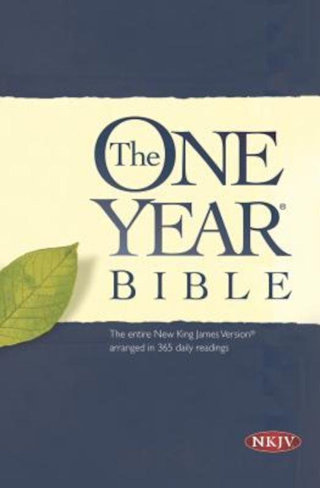 One Year Bible-NKJV, Paperback