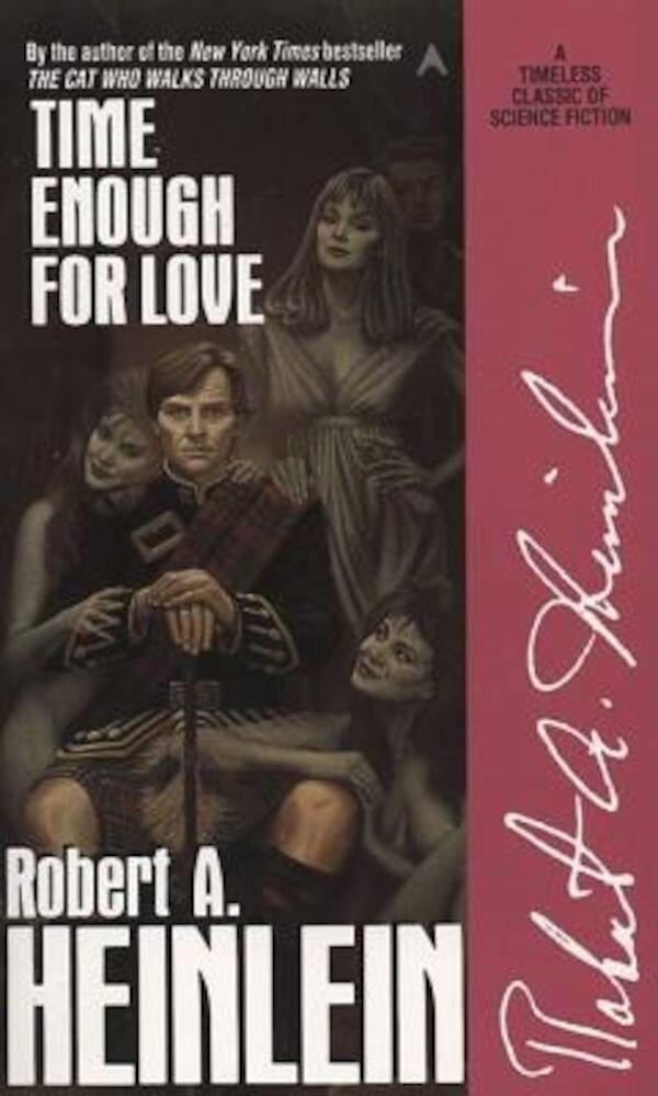 Time Enough for Love, Paperback