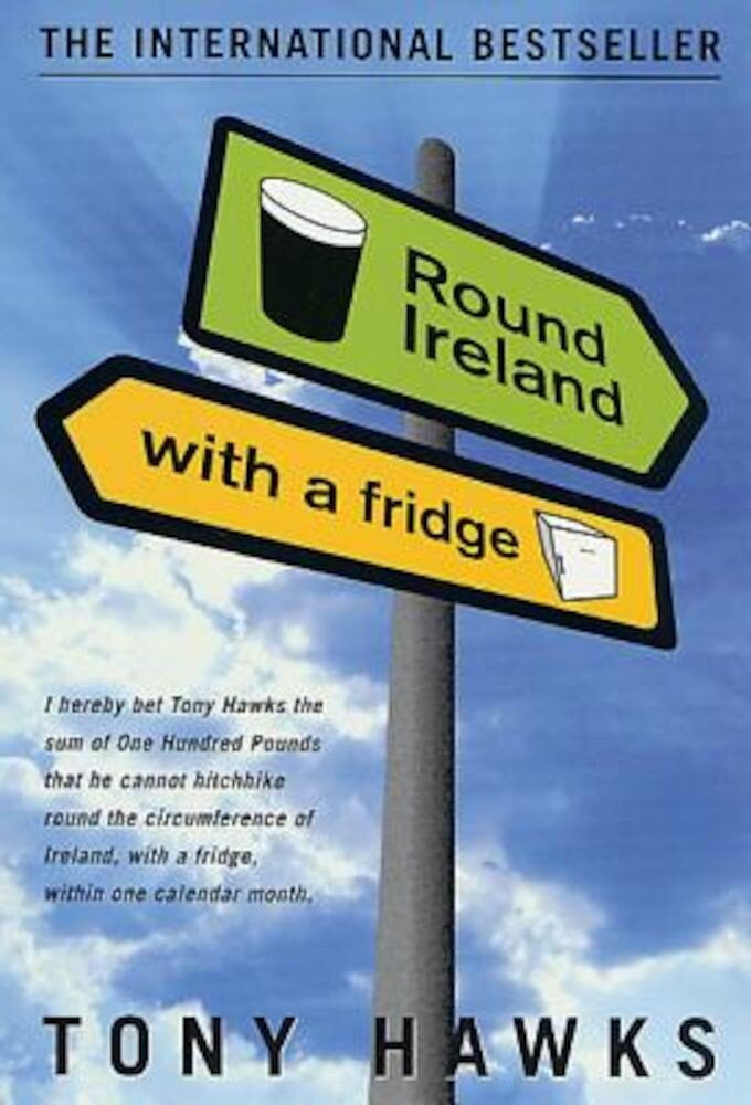 Round Ireland with a Fridge, Paperback