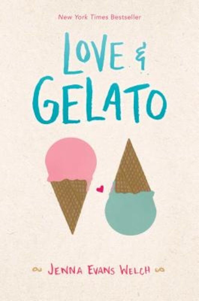 Love & Gelato, Paperback