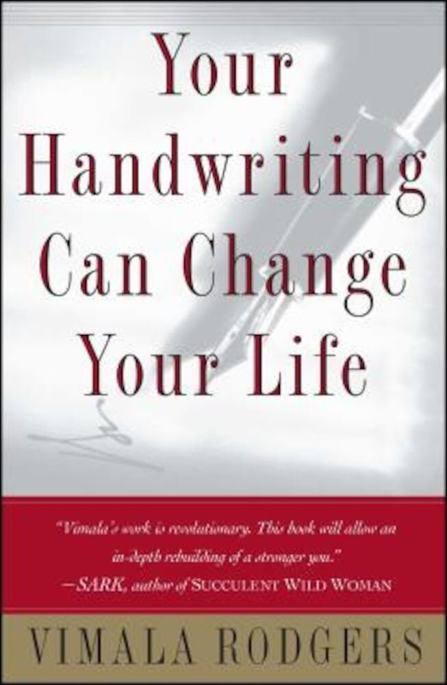Your Handwriting Can Change Your Life, Paperback