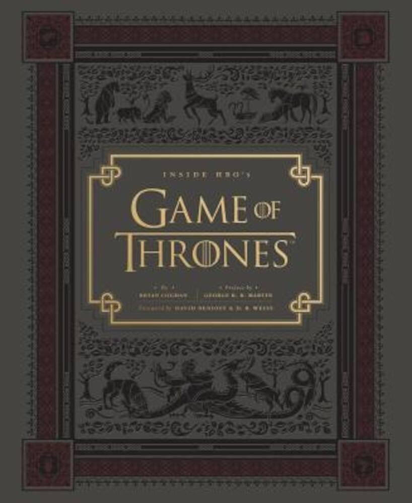 Inside HBO's Game of Thrones: Seasons 1 & 2, Hardcover