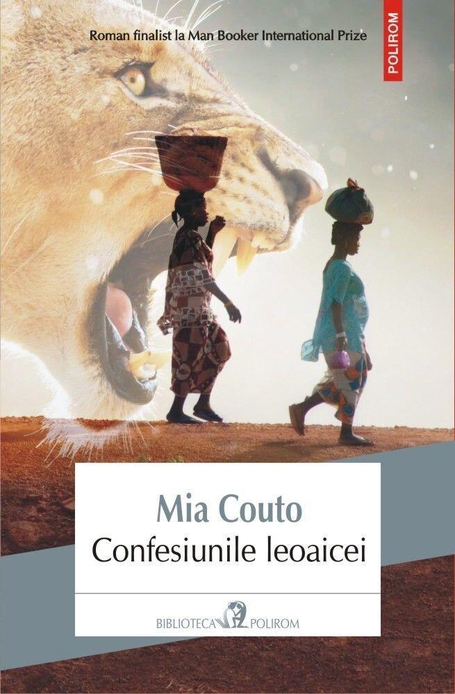 Coperta Carte Confesiunile leoaicei
