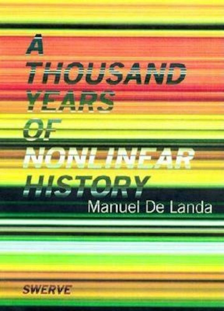 Thousand Years of Nonlinear History, Paperback