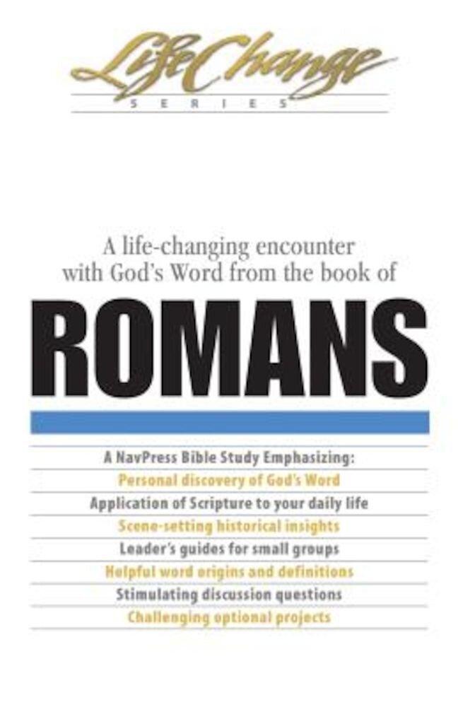 Romans: Encouragement for Your Lifetime Journey, Paperback