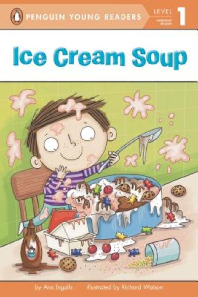 Ice Cream Soup, Paperback