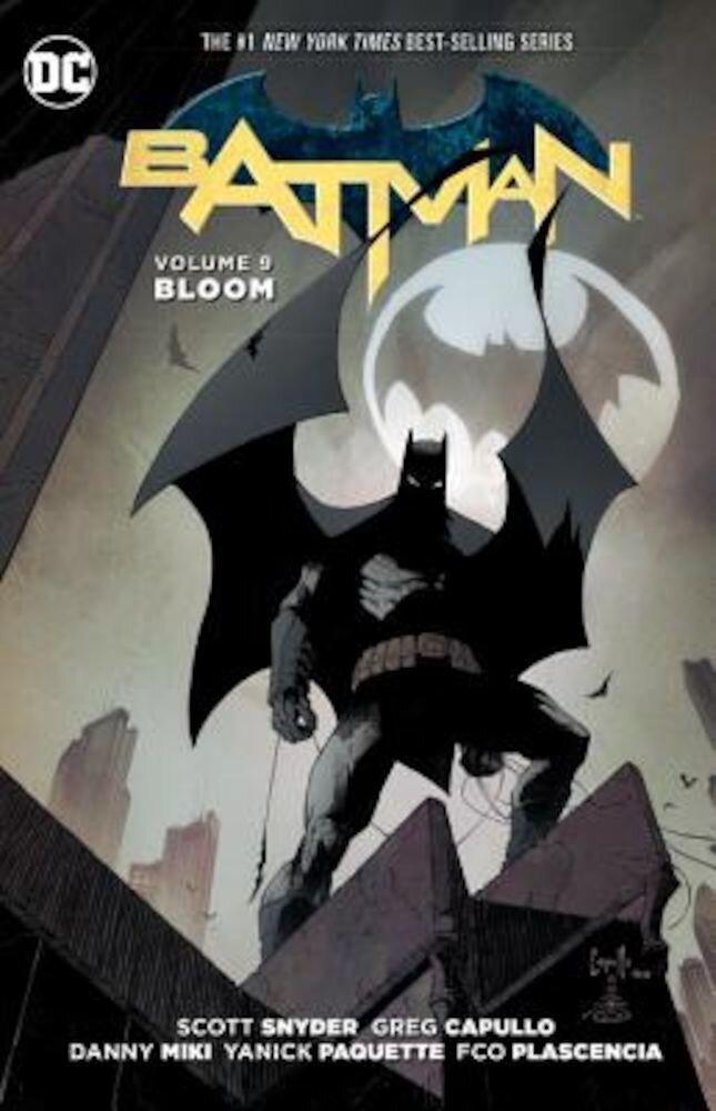 Batman Vol. 9: Bloom (the New 52), Paperback